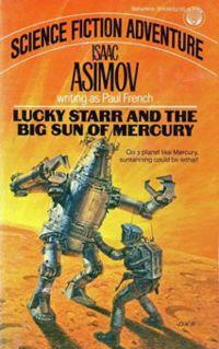 Lucky Starr And The Big Sun Of Mercury, читать, скачать txt, zip, jar