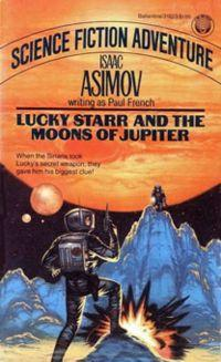 Lucky Starr The And The Moons of Jupiter, читать, скачать txt, zip, jar