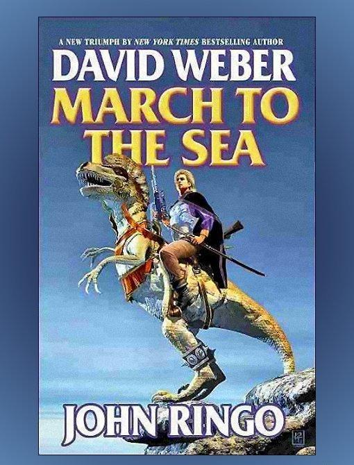 March to the Sea - Empire of Man Book II, читать, скачать txt, zip, jar