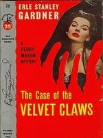 The Case of the Velvet Claws, читать, скачать txt, zip, jar